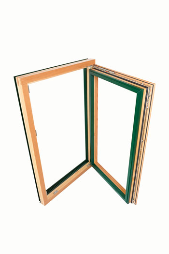 Schiavone tilt and turn window